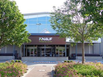 Knauf Shoppingcenter