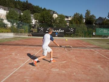 Reservieren Beach-Volley / Tennis