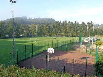 Other sports facilities in the <leisure center Troisvierges