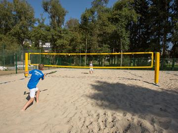 Réservation Beach-Volley / Tennis