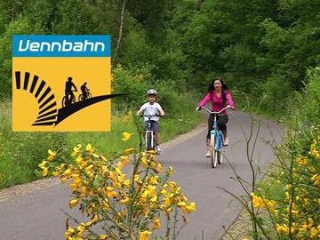 Vennbahn DE / BE - Biking