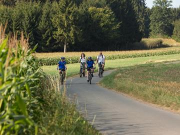 Cycling tour Geenzentour