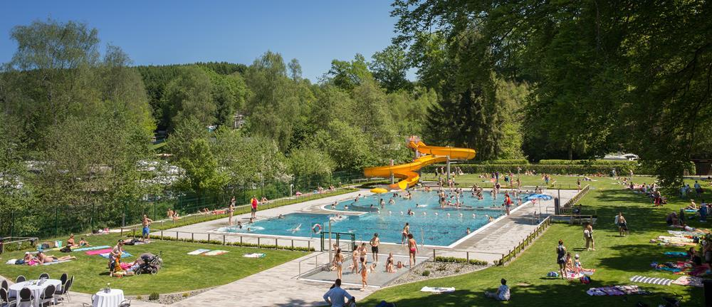Outdoor pool will remain closed this season